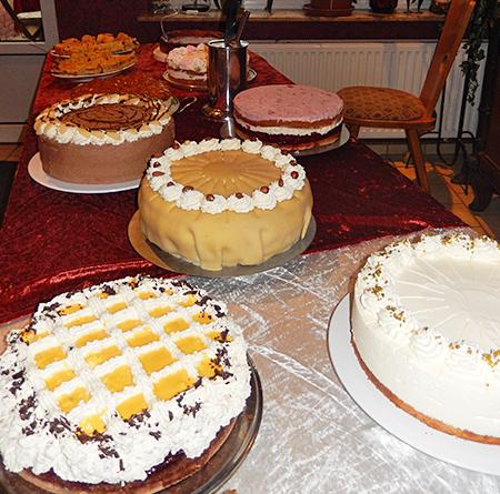 Café Eiderhufe - Kuchen & Torten