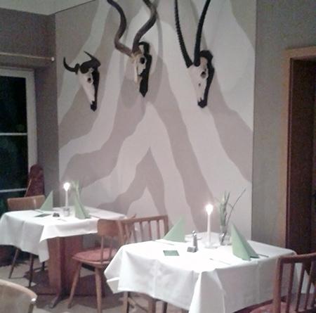 Café Eiderhufe - Räumlichkeiten