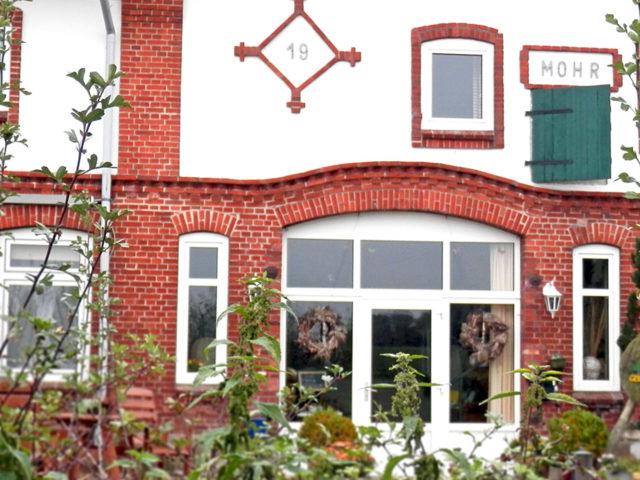 Eiderhufe Heuherberge Haus