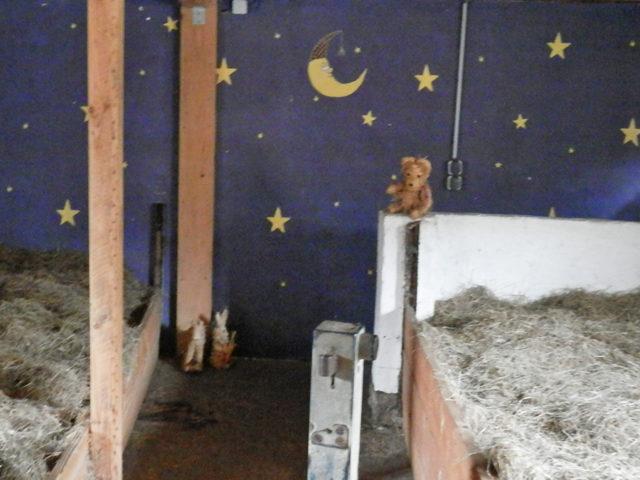 Heuherberge Eiederhufe - Schlafen auf Heu und Stroh
